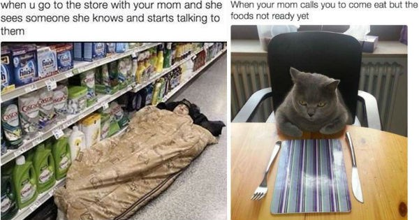 relatable memes about moms