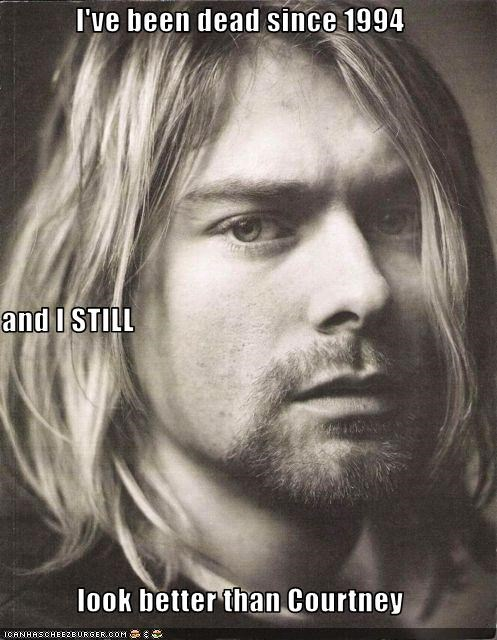 just say no,kurt cobain
