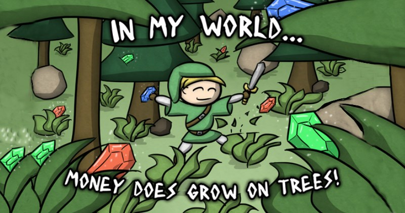 legend of zelda web comics - 1533701