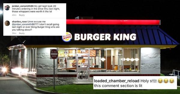 relationships breakup burger king dating - 1535237