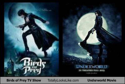 Birds of Prey underworld