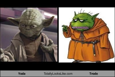 cartoons,star wars,Trode,yoda
