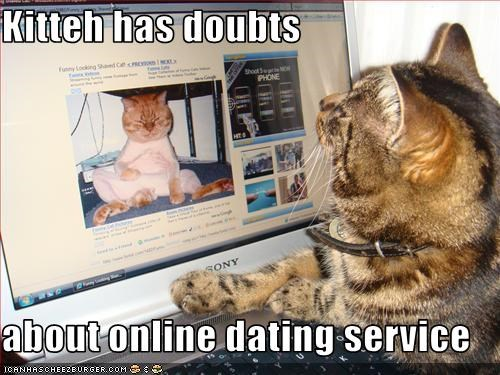 computer dating doubts lolcats love - 1549686528