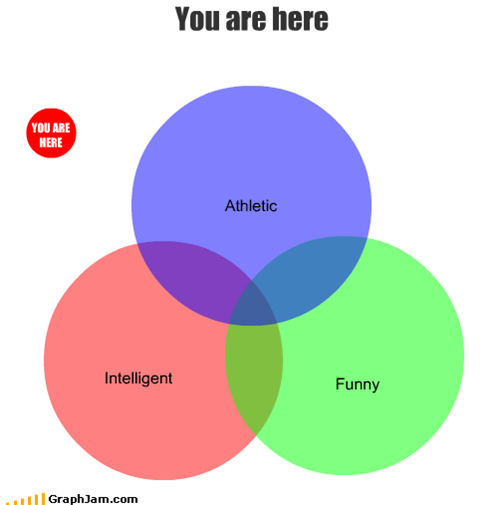 athletic funny life smart