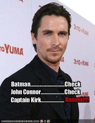 christian bale,the goddamn batman