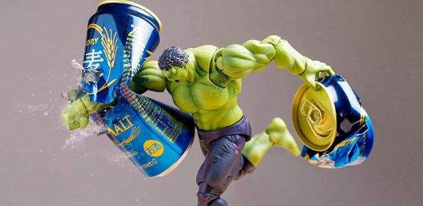 action figures superheroes
