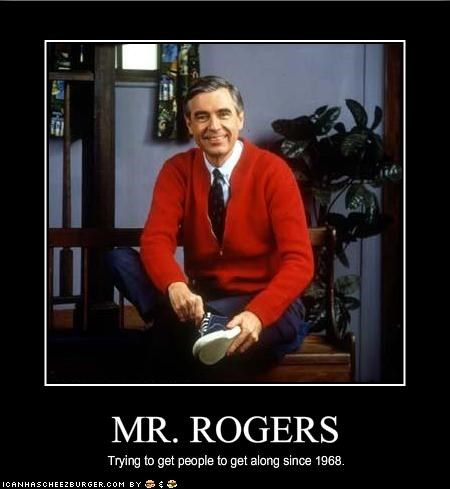 childrens tv fred rogers mr rogers PBS TV - 1567759104