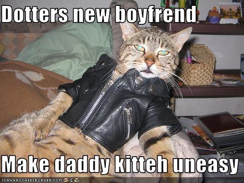 boyfriend daddy lolcats nervous - 1574807296