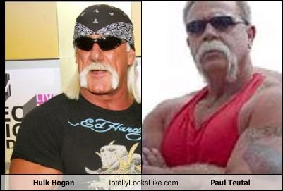 Hulk Hogan,Paul Teutul