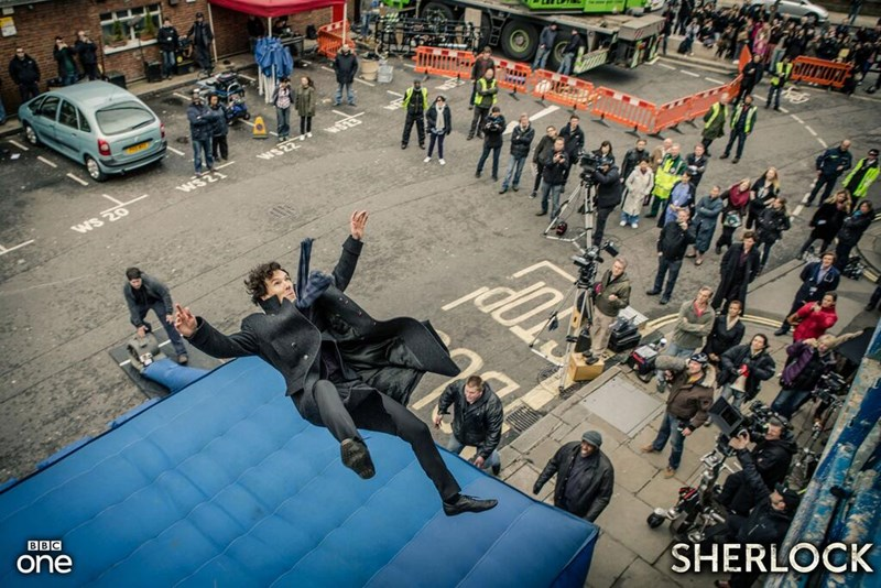 Reddit Knows What Sherlock Would Rather Be Doing
