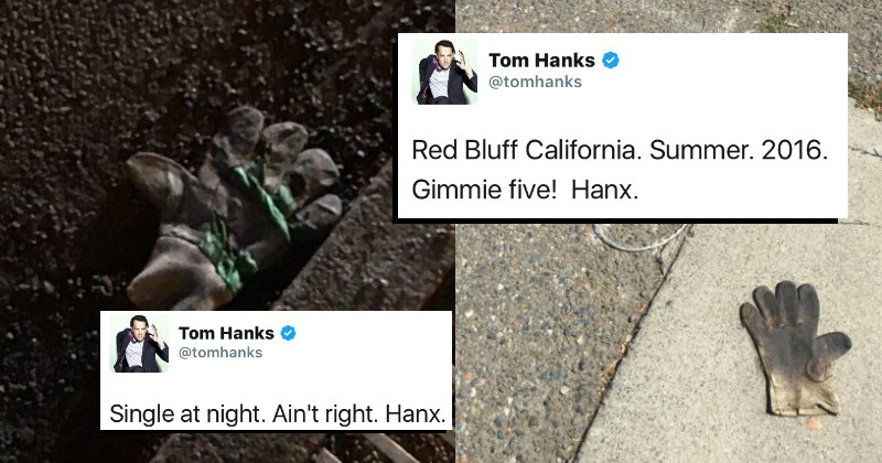 twitter,tom hanks
