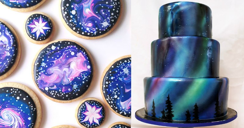 art,galaxy,food