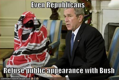 george w bush president Republicans - 1585621248