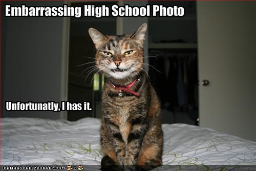 Embarrassing High School Photo Cheezburger Funny Memes Funny