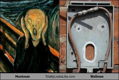Munkman Totally Looks Like Wallman