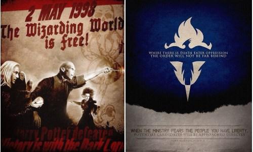 Fan Art Harry Potter voldemort list what if - 159237