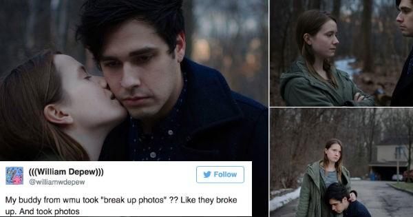 Cringe Emo Breakup