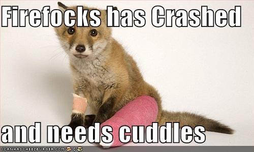 cast crash cute firefox lolfoxes - 1619516160