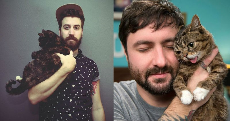 guys,hot,posing,sexy,beards,Cats