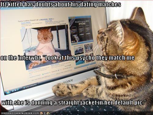 Psycho-Match com dating