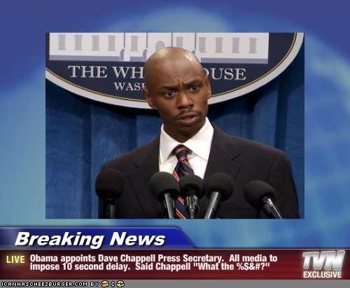 barack obama dave chappelle democrats president - 1630675200