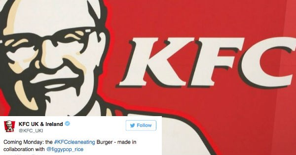 twitter restaurant kfc reactions funny fast food - 1633541