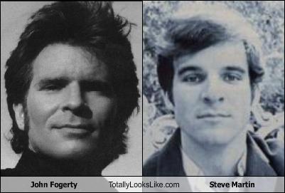 comedian john fogerty musician Steve Martin