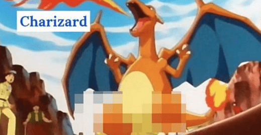 collection of sexual terms found on urbandictionary | Animal - Charizard