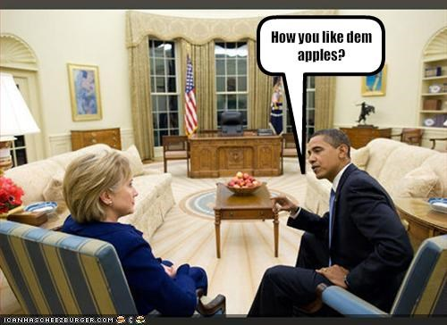 barack obama democrats Hillary Clinton Oval Office secretary of state White house