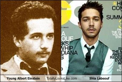 actor Albert Einsterin celeb movies shia labeouf transformers