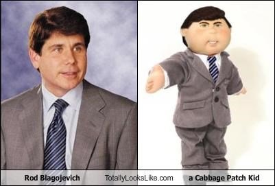 Cabbage Patch Kids politician politics Rod Blagojevich