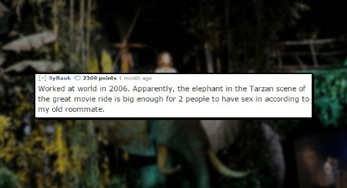 Disney park former employees share stories