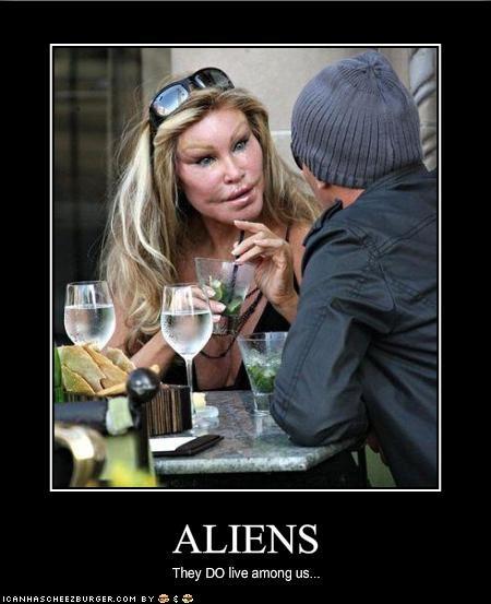 Aliens ewjust-ew Jocelly Wildenstein plastic surgery - 1667587328
