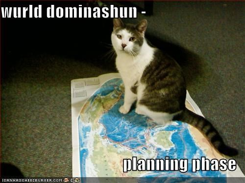 map,plotting,world domination