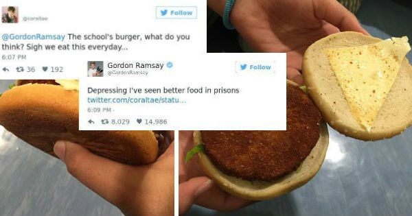 Gordon Ramsay brutally roasts cookers online