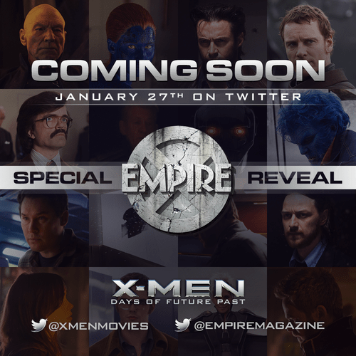 covers days of future past empire magazine xmen - 167429