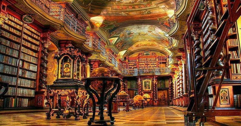 cool libraries around the world