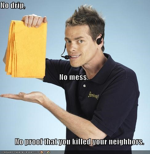 famous for no reason TV Infommericals Vince Offer - 1688648448