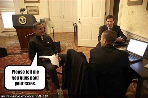 barack obama democrats president taxes - 1698411264