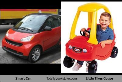 cars,children,scary lookin kid,smart car,toys