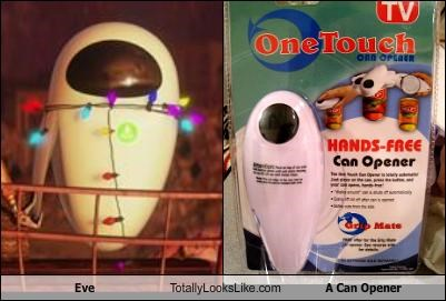 can opener cartoons Eve kitchen movies tool wall.e - 1701718784