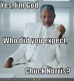 Bruce Almighty,Evan Almighty,Morgan Freeman,movies