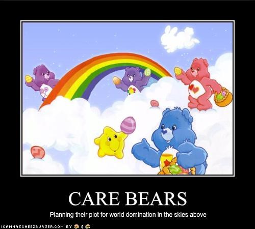 Care Bears Cheezburger Funny Memes Funny Pictures
