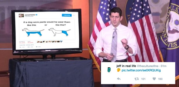 Paul Ryan Used a PowerPoint to Explain Trumpcare and, Surprise, People Are Memeing the Hell Out Of it