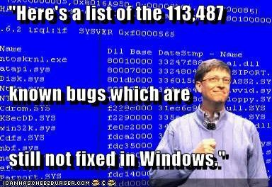 Bill Gates,microsoft,technology,Windows Vista,windows xp