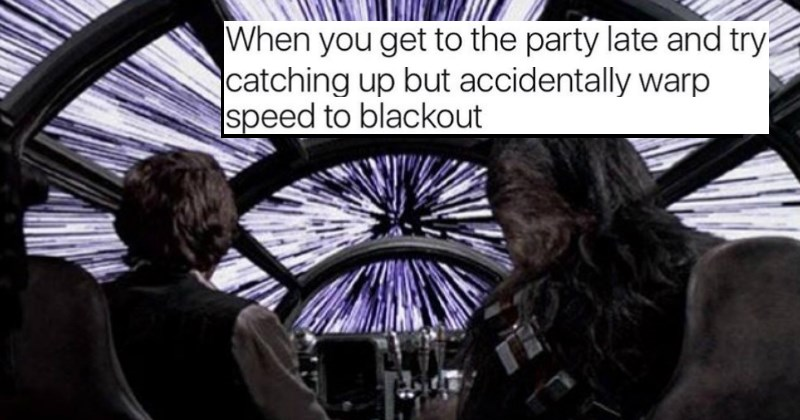 Star Wars dank meme and list of 44 hilarious dank memes