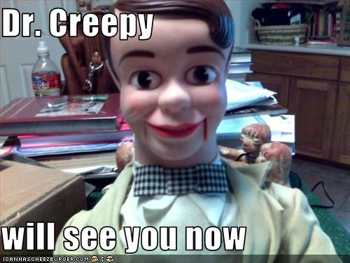 dr creepy