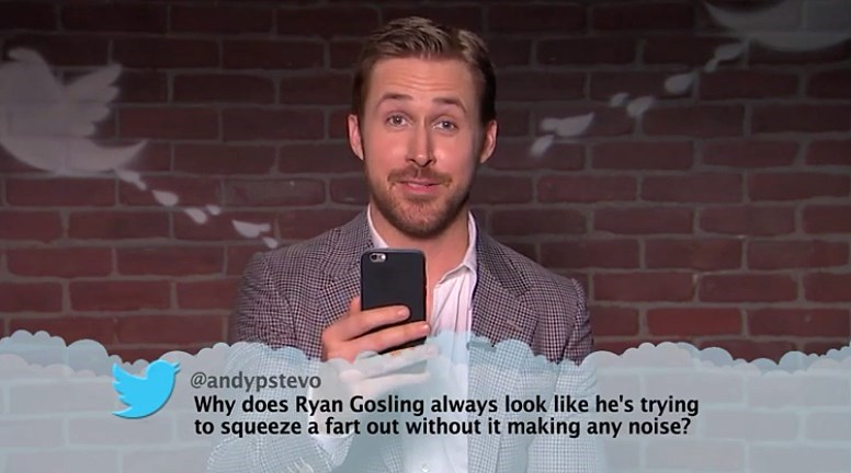 celeb mean tweets twitter