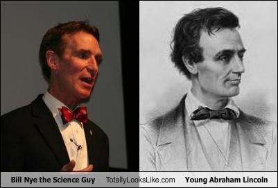 abraham lincoln bill nye the science guy president Republicans science