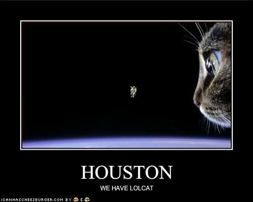 astrocat,outer space,problem